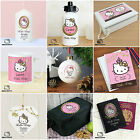 Personalised Official Hello Kitty Gifts for Birthday Christmas Xmas Girls Cute