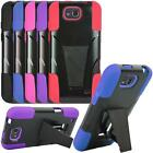 Phone Case For Straight Talk ZTE Prepaid Scend LTE Z791G Rugged Cover Stand