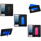 """""""Choose 1"""" 2-Layer V Stand Cover Carrying Case For APPLE iPad mini 4 WiFi 3G 4G"""
