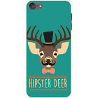 Hipster Bohemian Animals Hard Case For Apple iPod Touch 6th Gen