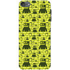 Monster Robots Hard Case For Apple iPod Touch 6th Gen