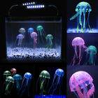 Nice Beauty Artificial Fake Jellyfish Acaleph Ornament for Aquarium Fish Tank EE