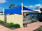 New Outdoor Patio Square Rectangle Sun Sail Shade Patio Canopy Cover