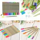 Finecolour EF300 0.3mm Sketch Fine Liner Pens Drawing Painting 48 colors