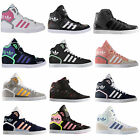 Adidas Extaball Damen High Trainers Casual shoes ankle High NEW