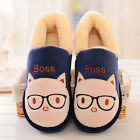 Man Woman Winter Slippers Comfy Indoor Home Shoes Mules Lovely Slippers NEW