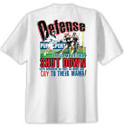 Lacrosse Defense T-Shirt Jersey Short Sleeve Tee New Adult and Youth Sizes