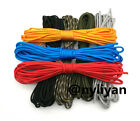 Top Sales Color Mil Type III Stand 7 Core 550 Paracord Parachute Cord Lanyard