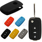 Silicone Car Auto Remote Key Cover Case Protective For Volkswagen VW Series