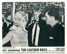 The Leather Boys original lobby card Rita Tushingham Dudley Sutton Colin Campbel