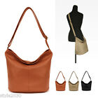 NEW Women Shoulder Bag Tote Messenger CrossBody Faux Leather Purse Handbags