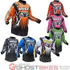 Wulf Arena Cub Motocross Jersey Kids MX Top Childrens Wulfsport Shirt Junior ATV
