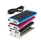 1200mAh Portable USB Solar Power Bank Charger External Battery for Cell Phone