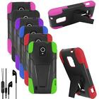 Headphone For Straight Talk ZTE Majesty Z796C Phone Case Cover stand Earphone