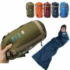 Envelope Sleeping Bag Camping Travel Outdoor Ultra-light Windproof Portable