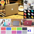 "Marble/ Silk Leather/ Matte Hard Case+Keyboard Cover for Air Pro 11"" 13"" Retina"