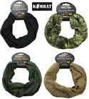 Mens Army Combat Military Snood Neck Scarf Sniper Wrap Veil Head Shemagh Hat Mix