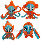 New Pokemon Defense Attack Normal Speed Forme Deoxys Soft Plush Doll Stuffed Toy