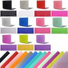 """Clear Tint Hard Shell Case Cover + Keyboard Skin for New 2015 MacBook 12"""" Retina"""