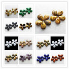 10pcs 25x18x7mm Wonderful Mixed Stone Teardrop CAB CABOCHON B111(Randomly send)