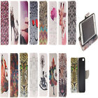 Hot Selling 15pcs Lot Flip Printed Hybrid PU Leather Cover Case For Cele Phones