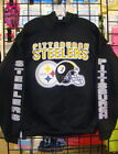 Pittsburgh STEELERS, Black Sweatshirt/HOODIE,  S, M, L, XL, 2XL, 3XL, 4XL, 5XL