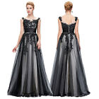 New Long Masquerade Prom Party Formal EVENING DRESS WEDDING Ball Gown PLUS SIZE