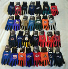 NFL GLOVES SPORTS UTILITY TWO TONE & ALL PURPOSE PICK YOUR TEAM