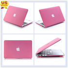 """Quicksand Pink Matte Anti-Dust Hard Case Cover For MacBook Pro 13""""  Air 11""""/13"""""""