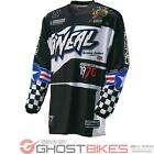 Oneal Element Kids 2016 Afterburner Motocross Jersey ATV Youth Off Road MX Shirt