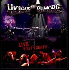 VICIOUS RUMORS - LIVE YOU TO DEATH USED - VERY GOOD CD