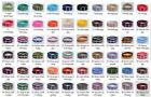 20MM Nylon Watch band watch strap colorful fashion watch band 60color available