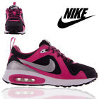 Nike Kids Air Max Leather School Trainer Sports Running Shoes Sizes UK 11 12 13