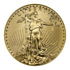 2016 $5 1 10 Troy Oz American Gold Eagle Coin SKU38291