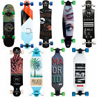Longboard Skateboard Madrid Komplett Drop Through Top Mount Komplettboard NEU