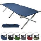 Cot bed HOLIDAY XXL 200 x 70 x 52 cm by BB Sport Camping bed