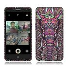 For Alcatel One Touch Fierce XL 5054 Flint TPU SILICONE Rubber Case Cover + Pen
