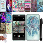For Alcatel One Touch Fierce XL 5054 TPU SILICONE Rubber Soft Case Cover + Pen