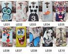 "For LG V10 F600 H968 / G4 Pro 5.7"" Tiger Tower Rose Owl Girl Hard Case Cover"