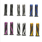 NEW Arrival Universal Motorcycle Handlebar Grips 6 Color to Choose Snapping Up