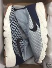 Nike Air Footscape Magista Flyknit Wolf Grey Sail Obsidian Free 816560-001 8-13