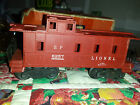 Lionel 0 Scale Train Southern Pacific S P Caboose 6257 ds