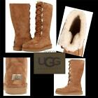NEW IN BOX UGG Australia Uptown II CHESTNUT Boots Sizes:US:9/EU:40