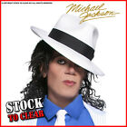 Fancy Dress MICHAEL JACKSON SMOOTH CRIMINAL Fedora HAT