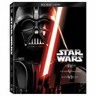 Star Wars Trilogy Episodes IV V VI 4 5 6(Blu-ray DVD 2013 6-Disc Set) IV-VI NEW