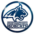 SWEN Products MONTANA STATE BOBCATS Steel Scenic Art Wall Design