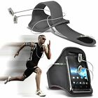 Sports Gym Fitness Armband Case Cover & Handsfree For Alcatel Hero