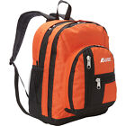 Everest Double Compartment Backpack 9 Colors School & Day Hiking Backpack NEW