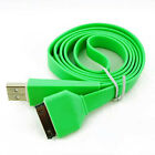 Flat Connector Charging USB Sync Data Cable For Apple iPod 6th Generation