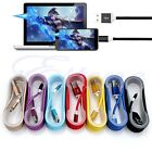 1/1.5M Braided Fabric Micro USB Data&Sync Charger Cable Cord For Android Phone